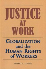 Justice At Work Book Cover
